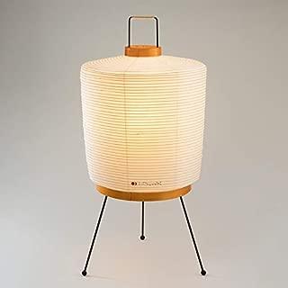 ISAMU NOGUCHI AKARI 2A Standing Light Washi Paper Lantern Lamp Shade 40W