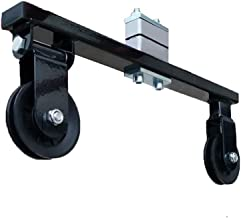 Kabel katrolstelsel, training katrolmachines, met laadpen, stille kabels, anti-roest elektrostatische coating, voor biceps...