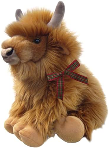 Giant Donald the Highland Cow - 30
