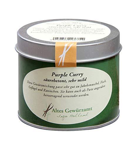 Altes Gewürzamt Gewürz Purple Curry sehr scharf, 85g