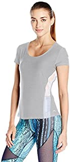 X by Gottex Women's Mesh Body S/SLV Top