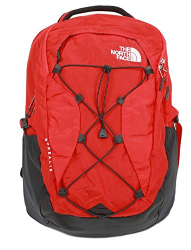 The North Face Women's Borealis, Fiery Red/Asphalt Grey, OS