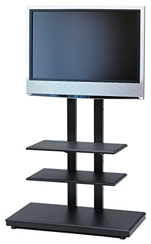 SunRuck(サンルック)壁寄せテレビスタンド32~46インチ対応VESA規格対応SR-TVST03