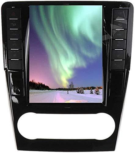 BUSUANZI 10.4 Pulgadas Andriod 9.0 Doble DIN de navegación vía satélite Stereo System Coche, la Radio de Coche, estéreo Android de Coche para Mercedes-Benz GL ML subwoofer 2015-2019 Coche