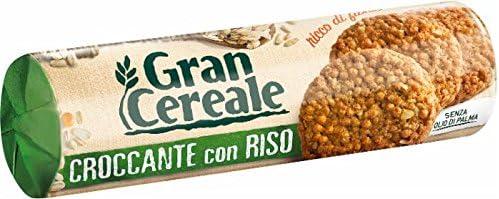 Gran Cereale Biscotti Croccante con Riso, 230g