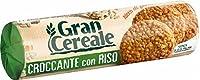 gran cereale biscotti gran cereale croccante con riso, ricchi di fibra e fosforo - 230 g