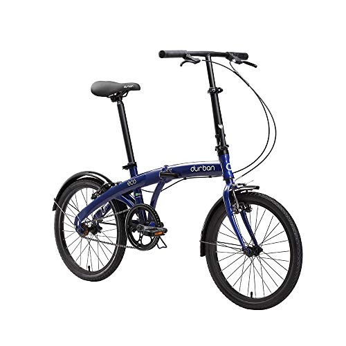 Bicicleta Eco Dobrável Aro 20 1 velocidade Durban