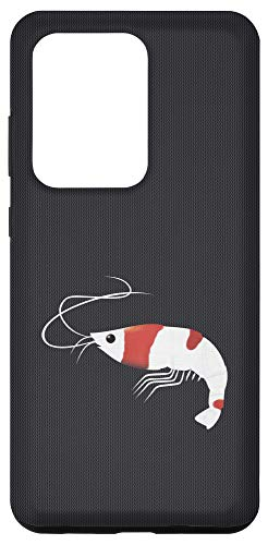 Galaxy S20 Ultra Crystal Red Shrimp CRS Case