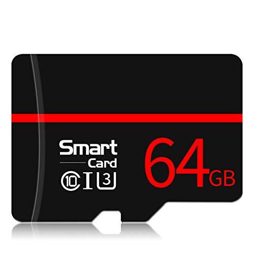 RONSHIN Zwart Rood Geheugenkaart Micro SD-kaart 4 GB 8GB 16 GB 32 GB 64 GB 128 GB Fash Drive SD-kaart 64 Gb