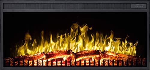 Inserto para chimenea eléctrico AFLAMO LED 100 -Chimenea/inserto empotrado
