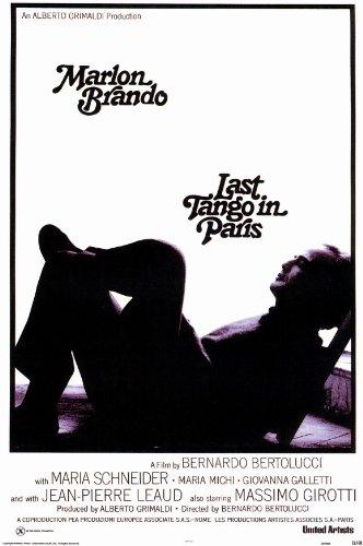 Last Tango in Paris 11x 17映画ポスター–スタイルA Unframed 144213