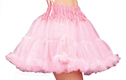 Forum Novelties Pink Short Crinoline Tutu 16\