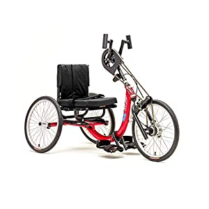 Top End Lil' Excelerator-2 Handcycle, Red, 1180887