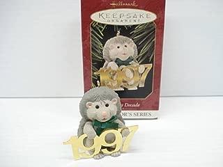 Hallmark Keepsake Ornament Fabulous Decade 8th 1997