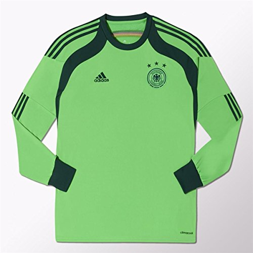 Adidas Deutschland DFB Home Torwart Trikot Neuer WM 2014 D85421