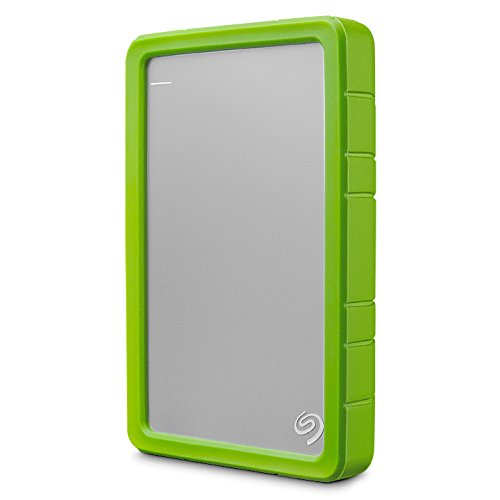 Seagate Backup Plus Slim Case for External Hard Drive HDD Lime Green STDR401