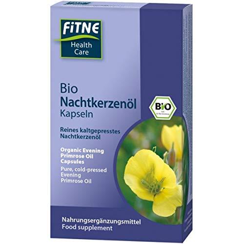 FITNE Nachtkerzenöl-Kapseln (45 g) - Bio
