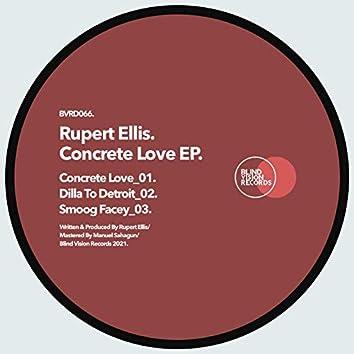 Concrete love EP