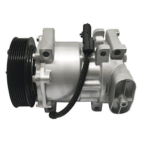 02 dodge ram 1500 ac compressor - 2