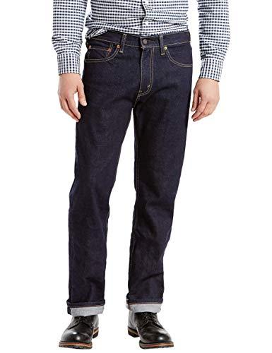Levi's 00505-1453 Jeans, Risciacquo – Elasticizzato, 36W x 34L Uomo