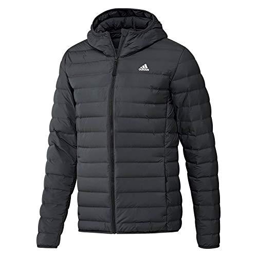 adidas Herren Jacke VARILITE SOFT H, Carbon, 2XL, CY8738