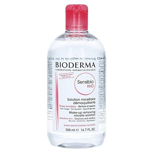 BIODERMA Sensibio H2O Mizellar reinigende Lösung,500ml