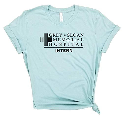 Grey Sloan Memorial Hospital Intern - I'm a greysaholic, inspired by Grey's Anatomy tv show, dark and twisty.
