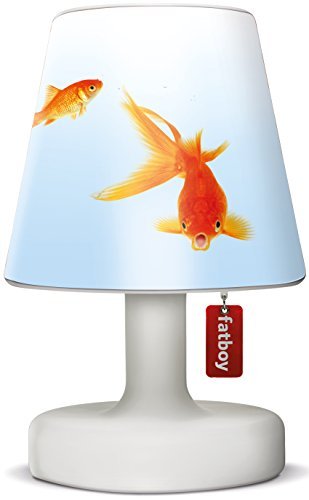 Fatboy® Edison the Petit + Cooper Cappie willem gold | Tischlampe / Outdoor Lampe / Nachttischlampe | Kabellos & per USB Aufladbar