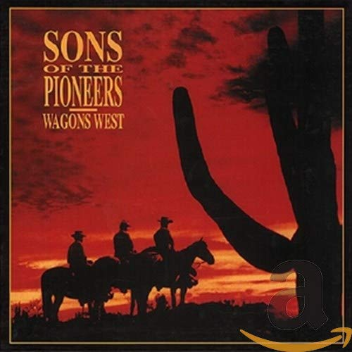Wagons West 4-CD & Book/Buch