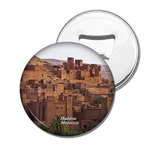 Weekino Marokko AIT Ben Haddou Bier Flaschenöffner Kühlschrank Magnet Metall Souvenir Reise Gift