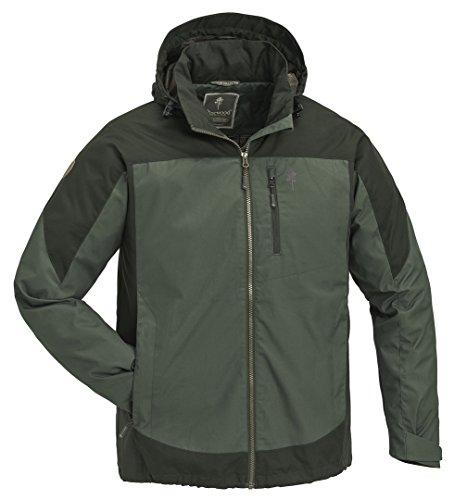 Pinewood Caribou Tc - Giacca da uomo, Uomo, Giacca, 5089, Verde medio/verde muschio., XXL