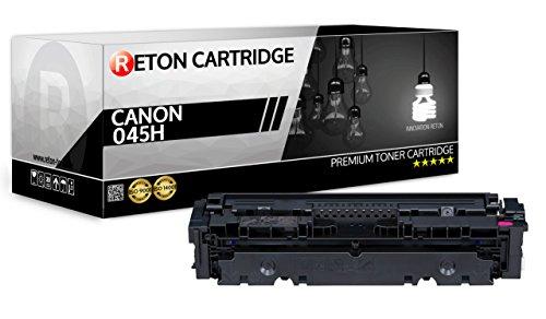 Originele Reton Toner | 25% hogere capaciteit | compatibel met 045HBK 045 zwart, voor Canon LBP613Cdw, LBP611Cn MF635Cx, MF633Cdw, MF631Cn