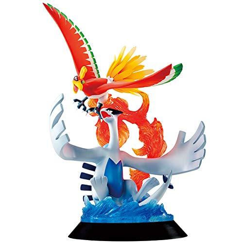 G.E.M. EX Series Pokemon Ho-Oh & Lugia Complete Figure