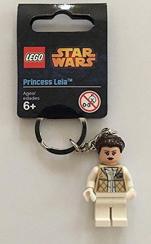 LEGO Star Wars Princess Leia Key Chain - Gioco di costruzioni 6 anni