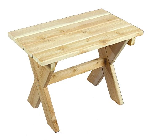 Chalet et Jardin - 17TABLESALON - Table Adirondack