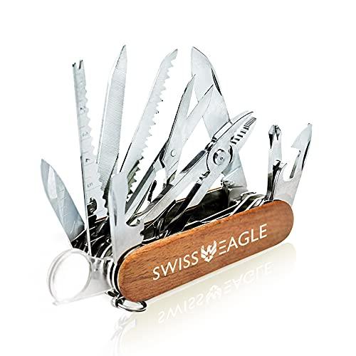 Multiherramienta Navaja  marca Swiss Eagle