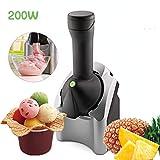 SQL 220W eléctrico automático Helados de Frutas, Fabricante de Herramientas de la Cocina Electrodomésticos niños DIY de Helado de máquina