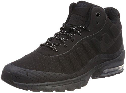 Nike Herren AIR MAX Invigor MID Fitnessschuhe, Schwarz (Black/Black/Anthracite 004), 42 EU
