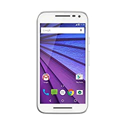 Motorola 3rd Generation (White, 16GB)