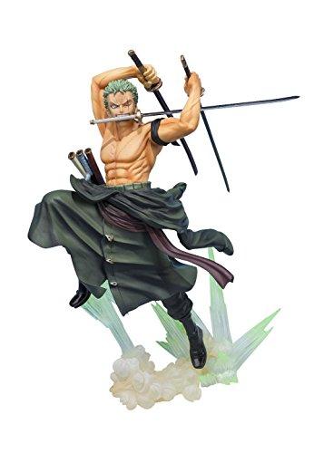 Figur–One Piece–roanoa Zoro ultragari SH Figuarts ZERO 15cm