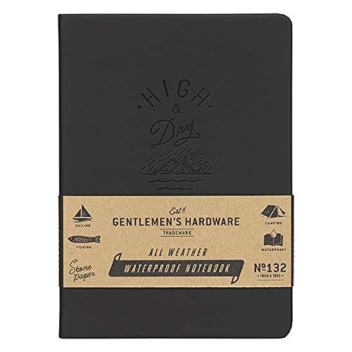 Gentleman 's Hardware gen132A5Notizbuch, wasserfest