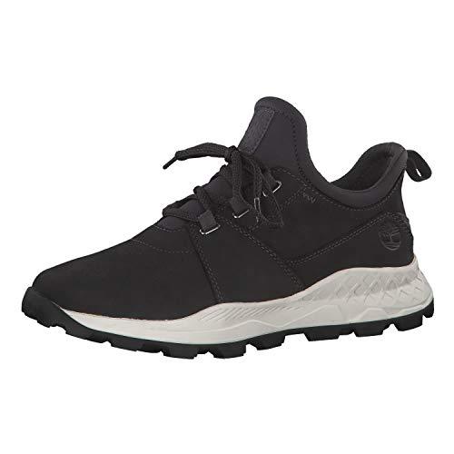 Timberland Brooklyn Ox Hombre Zapatillas Negro 45.5 EU