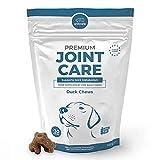 Anicare Premium Joint Care - Hochkonzentrierte Chews für Hunde, die Gelenktabletten ablehnen! Mit Glucosamin, Chondroitin, MSM und Grünlippmuschel