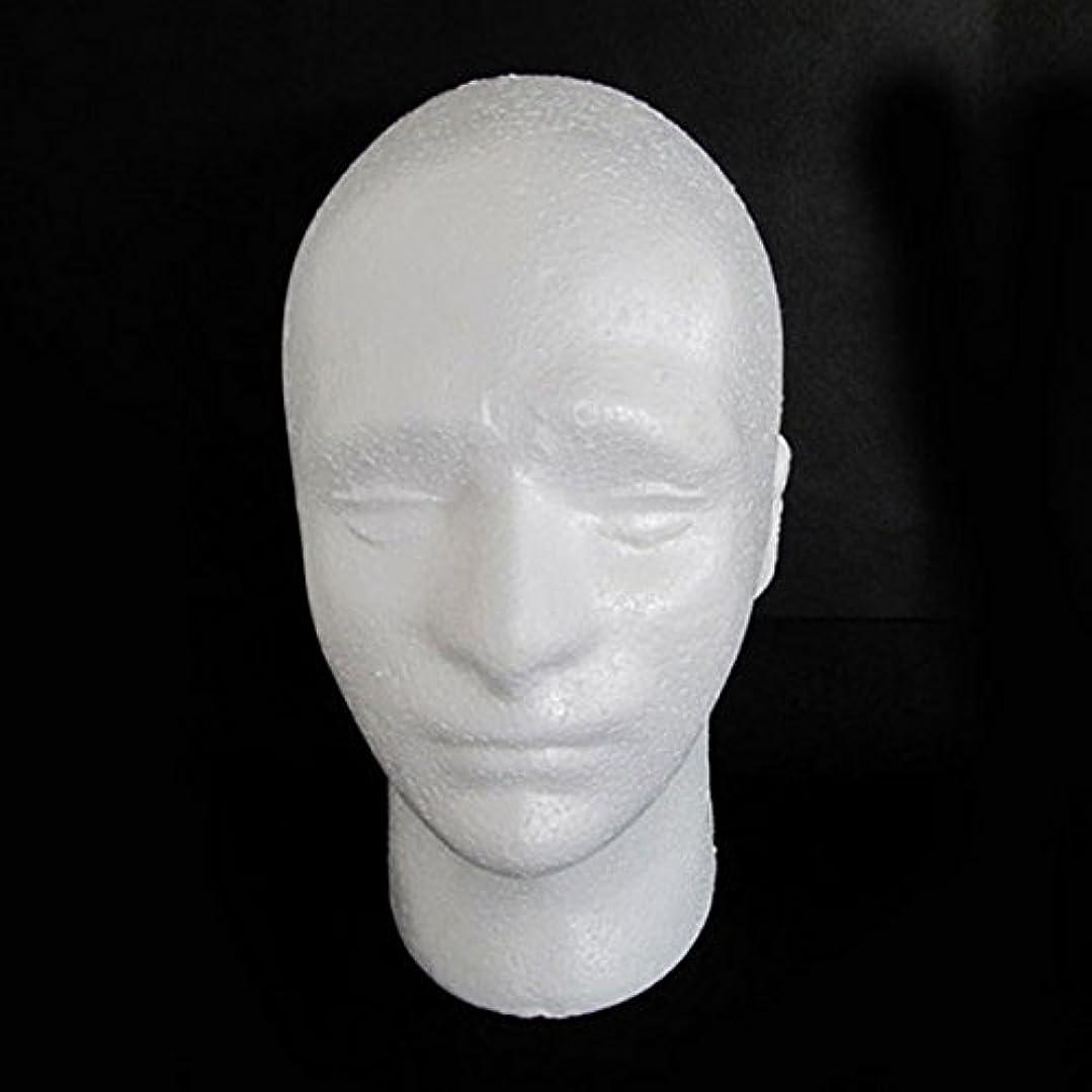 FGULモデルヘッド男性マネキンヘッドマネキンヘッドヘアモデルヘッド