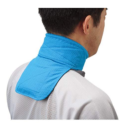 暑さ、熱中症予防に、首筋と背中のツボを保冷剤で冷やす「クールビット・クールレジャー」