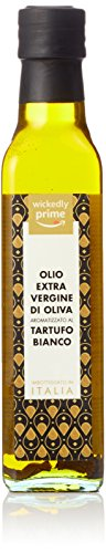 Wickedly Prime White Truffle Flavored Extra Virgin Olive Oil, 250ml