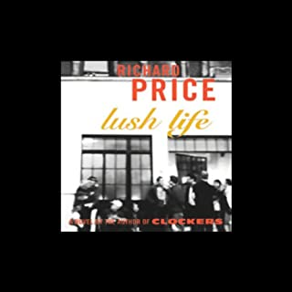 Lush Life audiobook cover art