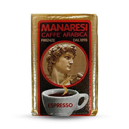 Il Caffè Manaresi Macinato Sottovuoto Per Espresso, 250 gr