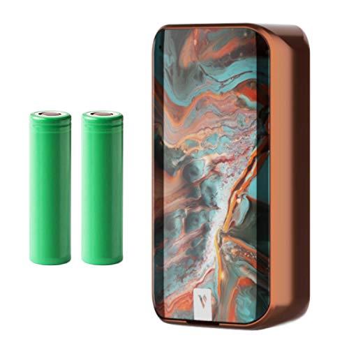 Vaporesso Luxe 2 Mod (220 W) Akkuträger 5000 mAh Mod Box E-Zigarette (nikotinfrei) (bronze coral)