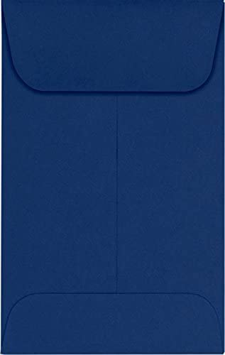 LUXPaper Coin Branded goods Envelopes Navy 2 1 50-Count x 4-Inch 2-Inch 3 Directly managed store